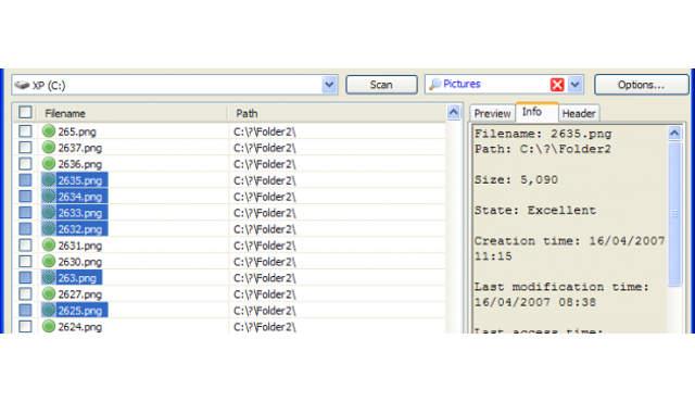 Recuperare i file cancellati con Recuva