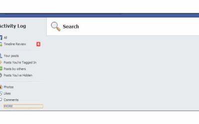 La nuova funzione di ricerca su Facebook