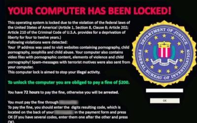 Ransomware, l'ultima generazione di malware
